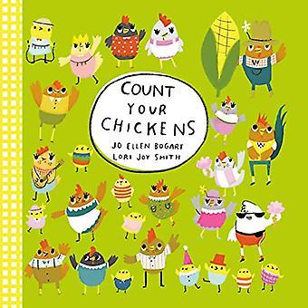 Count Your Chickens by Jo Ellen Bogart - 9780735267138 Book