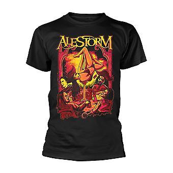 Alestorm Surrender die Beute offiziellen T-Shirt T-Shirt Unisex