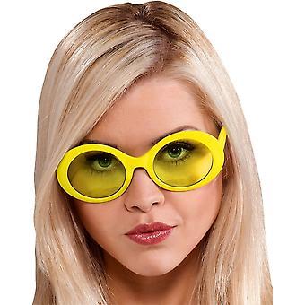 Glasögon utmärkt Capri gul
