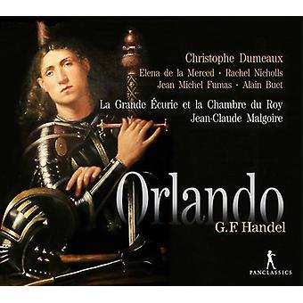 Handel - Orlando [CD] USA import