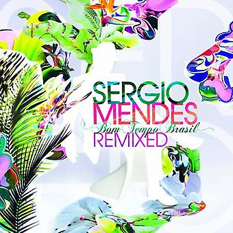 Sergio Mendes - Bom Tempo [Remixes] [CD] USA import