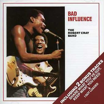 Robert Cray - Bad Influence [CD] USA import