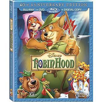 Robin Hood: 40th Anniversary Edition [BLU-RAY] USA import