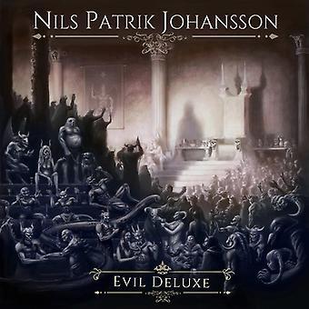 Johansson*Nils Patrik - Evil Deluxe [CD] USA import