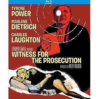 Témoin à charge (1957) [BLU-RAY] USA import