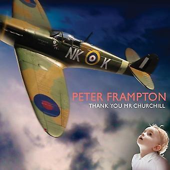 Peter Frampton - Thank You Mr. Churchill [CD] USA import