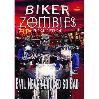 Biker Zombies From Detroit [DVD] USA import