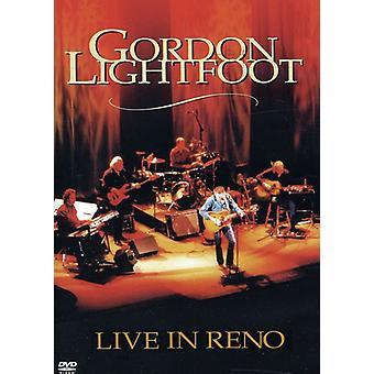 Gordon Lightfoot - Live in Reno [DVD] USA import