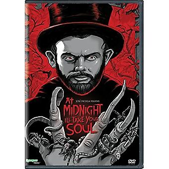 At Midnight Ill Take Your Soul [DVD] USA import