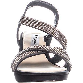 Nina Womens Nizana open teen speciale gelegenheid Strapy sandalen