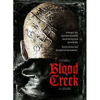 Blood Creek [DVD] USA import