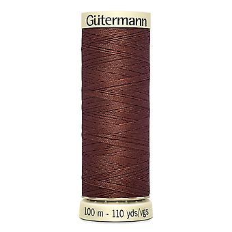 Gutermann Sew-all 100% Polyester Thread 100m Hand and Machine Colour Code - 478