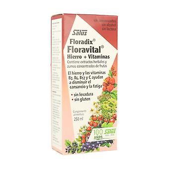 Floravital IJzer 250 ml