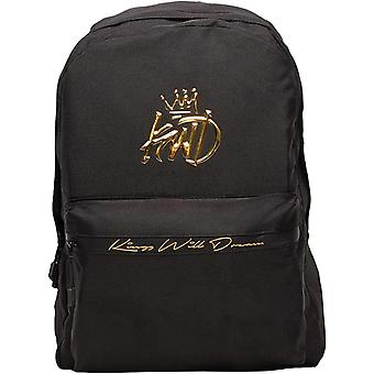 Kings Will Dream Plovar Backpack Bag Black/Gold 44