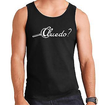 Hasbro Cluedo Classic Logo Men's Vest