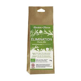Organic Herbal Tea Elimination (Slimming) 35 g