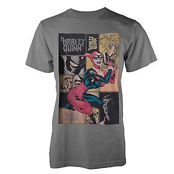 Harley Quinn Comic Ufficiale Tee T-Shirt Unisex