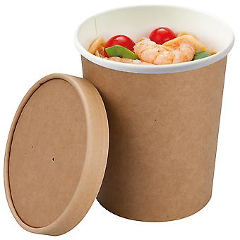 ColPac Compostable Extra Large Soup Cups 32oz