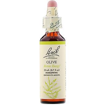 Bach, Original Flower Remedies, Olive, 0.7 fl oz (20 ml)