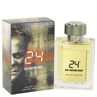 24 Live another night eau de toilette spray by scent story 515499 100 ml