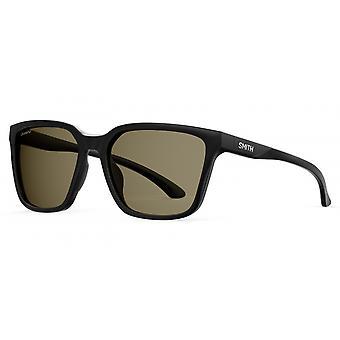 Sonnenbrille Unisex Shoutout  polarisiert schwarz/grün
