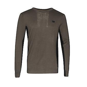 Antony Morato Crew Neck Sweater Green