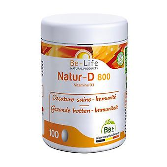 Natur-D 800 100 كبسولات