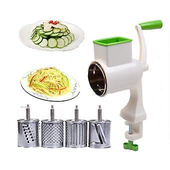 Multifunktionale Gemüse Schneider Haushalt Slicer Kartoffel Chip Rettich Reibe Küchenwerkzeuge