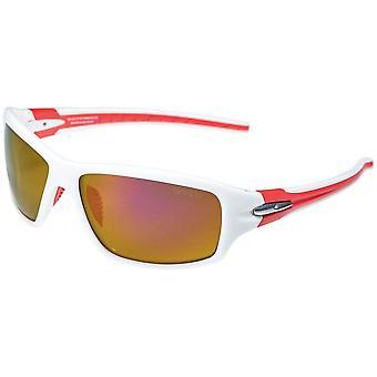 Zondaar Ros Sintec Sport zonnebril wit/rood