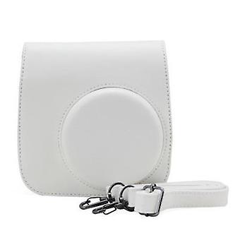 Shoulder Protective Forest  Leather Camera Bag