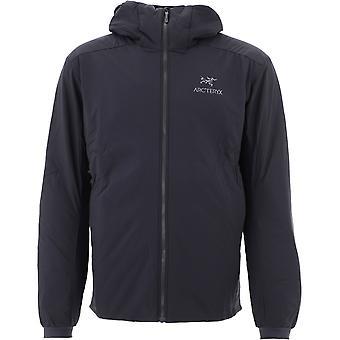 Arc'teryx 24108atomltblack Men's Black Nylon Outerwear Jacket