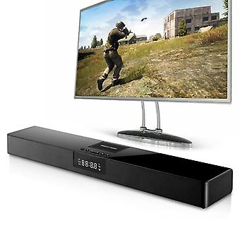 4000mah Column Wireless Bluetooth Speaker Tv Soundbar Stereo Home Theater Tf/usb/rca (with Usb Port)