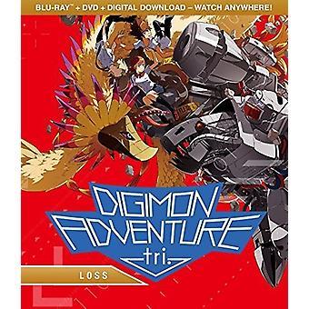 Digimon Adventure Tri: Tap [Blu-ray] USA import