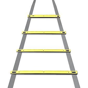 4m fitness ladder - adjustable DUNLOP closure