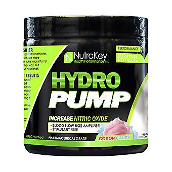Nutrakey HYDRO PUMP, Cotton Candy 30 serving