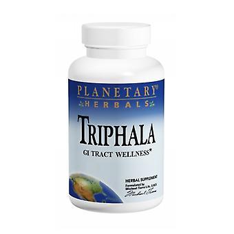 Planetary Herbals Triphala, 500 MG, 90 caps