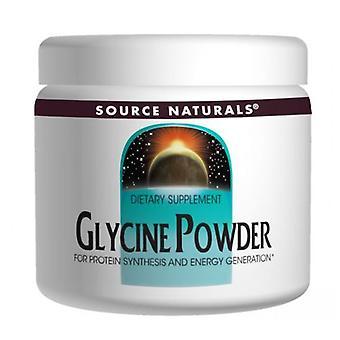 Source Naturals Glycine Powder, 226.8 GM, 8 oz