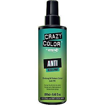 Renbow Crazy Color Anti Bleed Spray - Prolong & Protect Color Ph 250ml (10199)