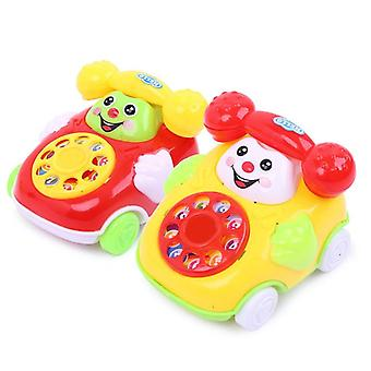 Cute Baby Musical Mobile Phone Toy