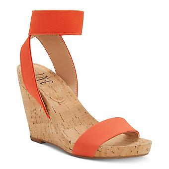 INC International Concepts Womens Leanira Open Toe Special Occasion Ankle Str...