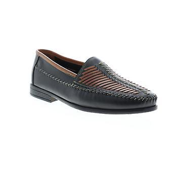 Giorgio Brutini Metro  Mens Black Loafers & Slip Ons Casual Shoes