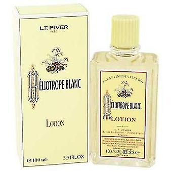 Heliotrope Blanc By Lt Piver Lotion (eau De Toilette) 3.3 Oz (women) V728-465820