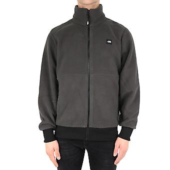 The North Face Nf0a4m880c5 Men's Grey Polyester Sweatshirt