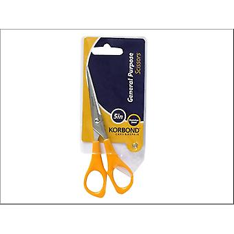 Korbond Scissors General Purpose 5in 112002