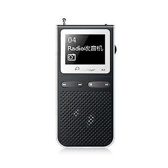 IQQ A2 8GB MP3 prehrávač s loud speak externý zvuk 100 hodín v pohotovostnom režime podpora