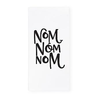 Nom Nom Nom-Küche Geschirrtuch