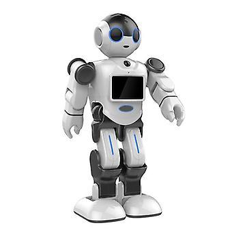 שליטה קולית, אינטראקטיבית עם רובוט חכם מצלמה