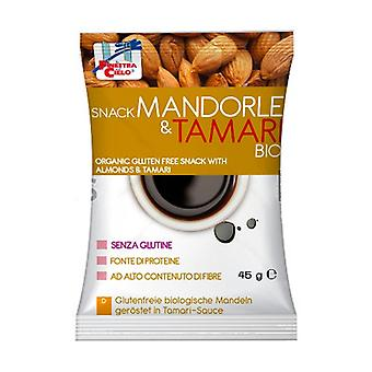 Almond & tamari snack None