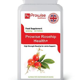 Rosehip Health 5000mg 120 Tablets