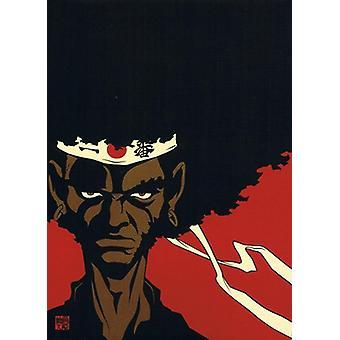 Afro Samurai-Film-Poster (11 x 17)